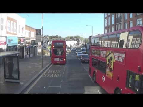 London Buses route 5: Canning Town Station - Romford Market