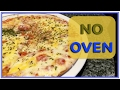 HOW TO COOK FROZEN PIZZA WITHOUT AN OVEN!