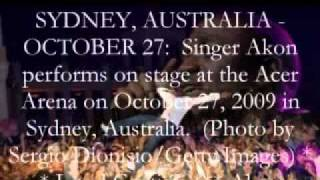 Dj Montu Cat - Akon Non Stop Medley