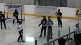 Canadian National Broomball Championship 2012 - Women