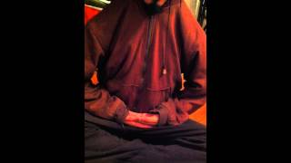 Anarchist Jew Practicing Loving Kindness Meditation for All Beings (Zen)