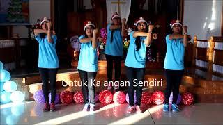 """Lagu Natal """"Hai Siarkan di Gunung"""""""