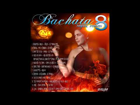 Bachata english remixes 8 - dj tommy