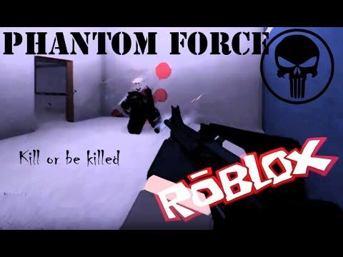 GMSpada Roblox -Phantom Force! Kill or Be Killed!  LIVE!!