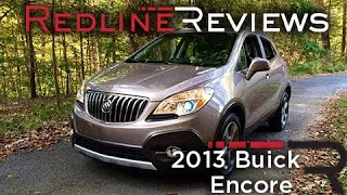 2013 Buick Encore – Redline: Review