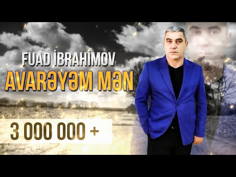 Fuad Ibrahimov - Avareyem Men ( 2020 Audio )