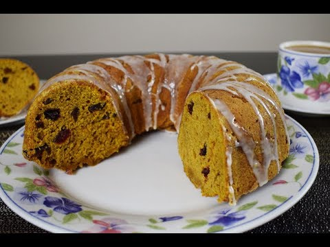 Pumpkin Orange Cranberry Bread! Easy and delicious perfect for Fall!