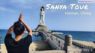 Hawaii Of China Sanya Hainan Nanshan Buddhism Park 2021 Vlog Day 4