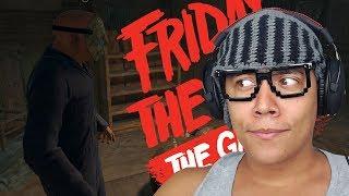 ENCONTREI UM TIME INCRÍVEL - Friday the 13th the Game
