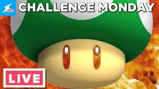 The Green Demon Challenge - Challenge Monday - (Nick & Shaun)