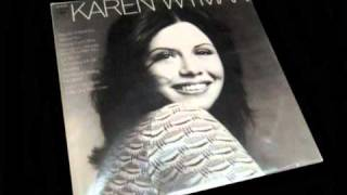 Sometimes I Wonder Why I Stay With You - Karen Wyman (1973)
