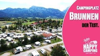Campingplatz Brunnen im Allgäu - eine Happy Camping Führung