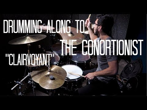 Drumming Along to The Contortionist's...