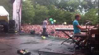 Fun. - Some Nights Live @ Lollapalooza 2012 In Chicago