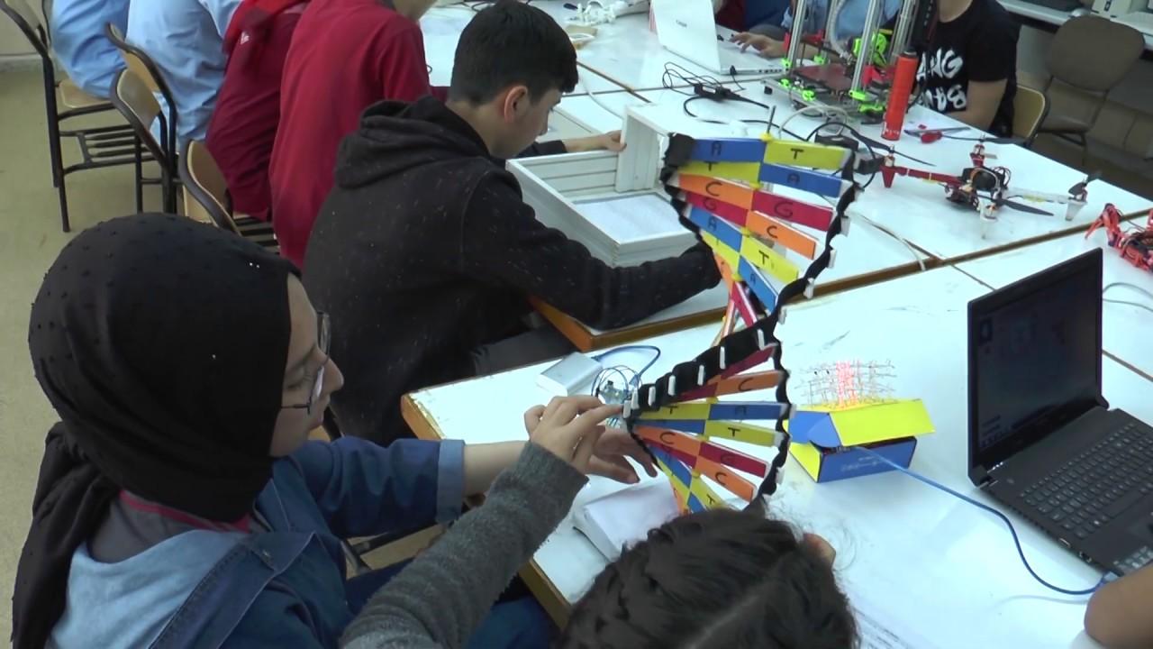 TÜSİAD Mesleki ve Teknik Liselerde Sanayi 4.0 için STEM Eğitimi Projesi Öğrenci Görüşleri