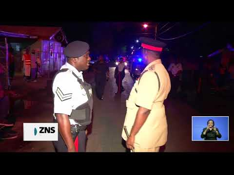 NATIONAL SECURITY MINISTER ADDRESSES LAW ENFORCEMENT CONCERNS