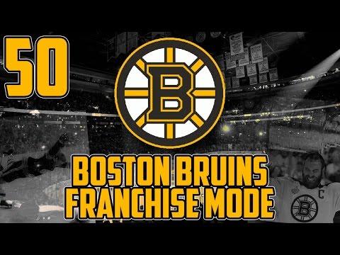 "NHL 17 - Boston Bruins Franchise Mode #50 ""One More Time"""