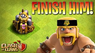 THE FINAL ELIXIR COLLECTOR! FIX That ENGINEER ep32 | Clash of Clans