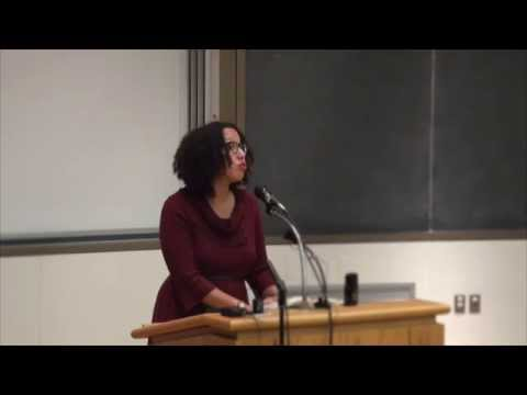 Reading by Fiction Writer Tiphanie Yanique, Jan. 29, 2015