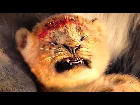 THE LION KING Full Movie Trailer # 2 (2019)