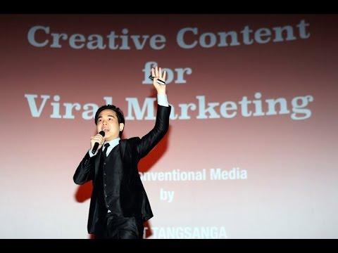 บิ๊ก ณภัทร ตั้งสง่า Creative Content for Viral Marketing @ Scala Theatre