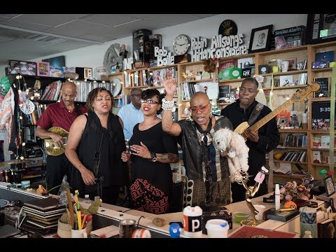 Dee Dee Bridgewater: NPR Music Tiny Desk Concert