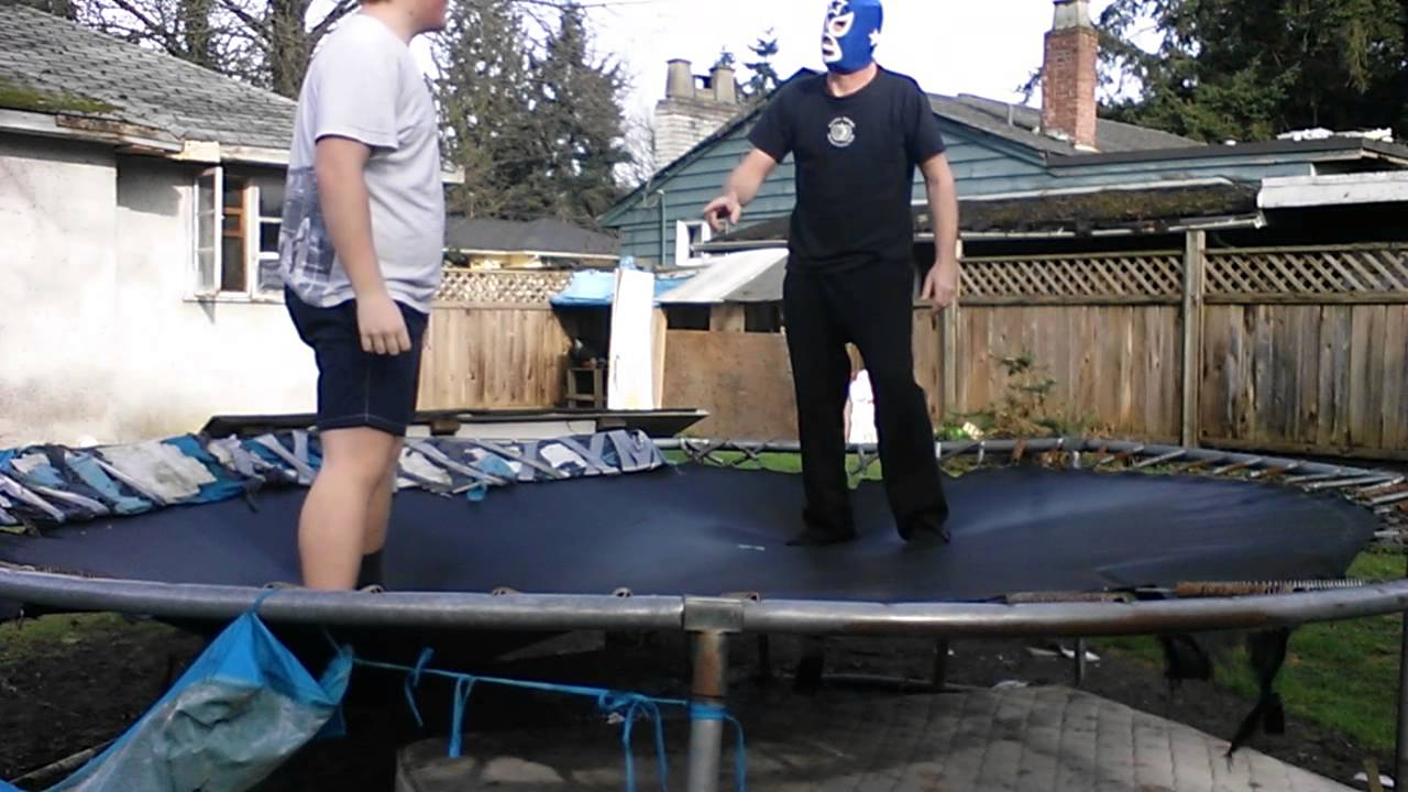 wbw 1079 backyard wrestling mexican champ youtube