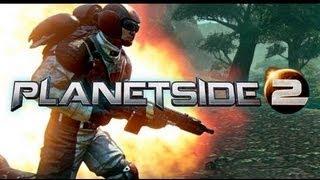 PlanetSide 2 – Состоялся релиз игры