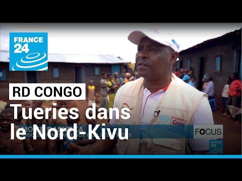 RDCongo: dans le Nord-Kivu, les autorités impuissantes face aux violences