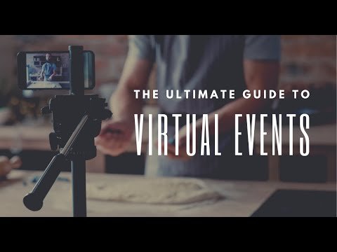 The Ultimate Guide To Virtual Events