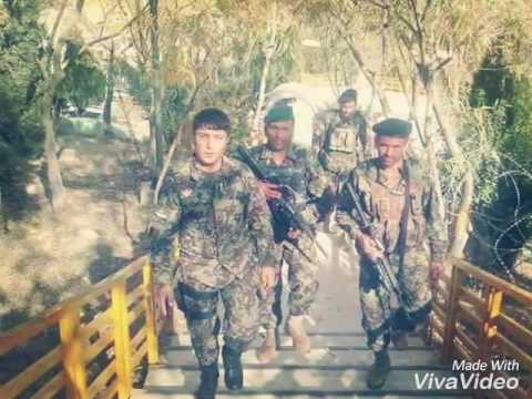 Afghan national Army mashal