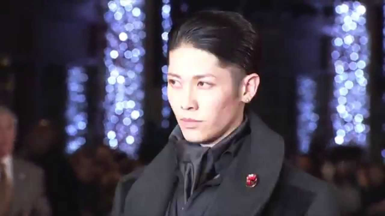 Unbroken Miyavi The Bird Arrival Fashion At London Movie Premiere