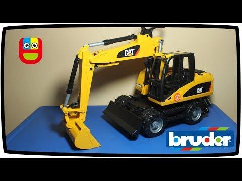 Mainan Mobil Beko Construction Toys For Kids