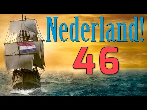 Nederland [46] Ethnic Cleansing - Europa Universalis IV Ironman Achievement Run EU4