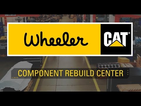 Wheeler Machinery Co. Component Rebuild Center