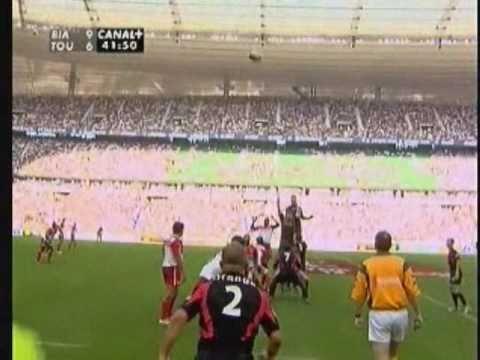 Stade Toulousain - Biarritz Olympique [Finale champ. de France 2006] Partie 2-2