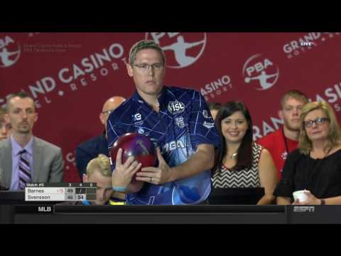 PBA Bowling Oklahoma Open Finals 07 02 2017 (HD)