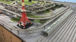 【鉄道模型レンタルレイアウト】N-Plat 神奈川県座間市