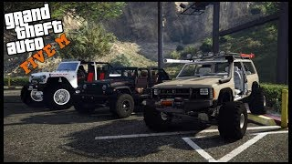 GTA 5 ROLEPLAY - JEEP GANG STRAIGHT FLEXIN! - EP. 674 - CIV
