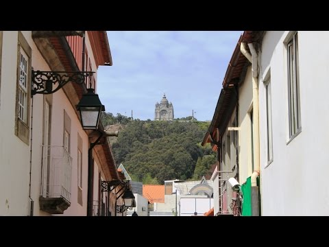Travel ideas: the North of Portugal, Viana do Castelo, Church of Santa Luzia