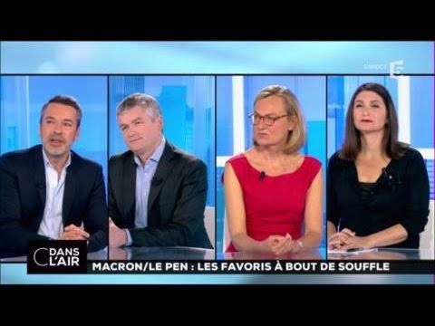 Macron/Le Pen : les favoris à bout de souffle #cdanslair 15.04.2017