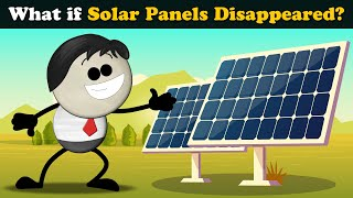 What if Solar Panels Disappeared? | #aumsum #kids #science #education #children