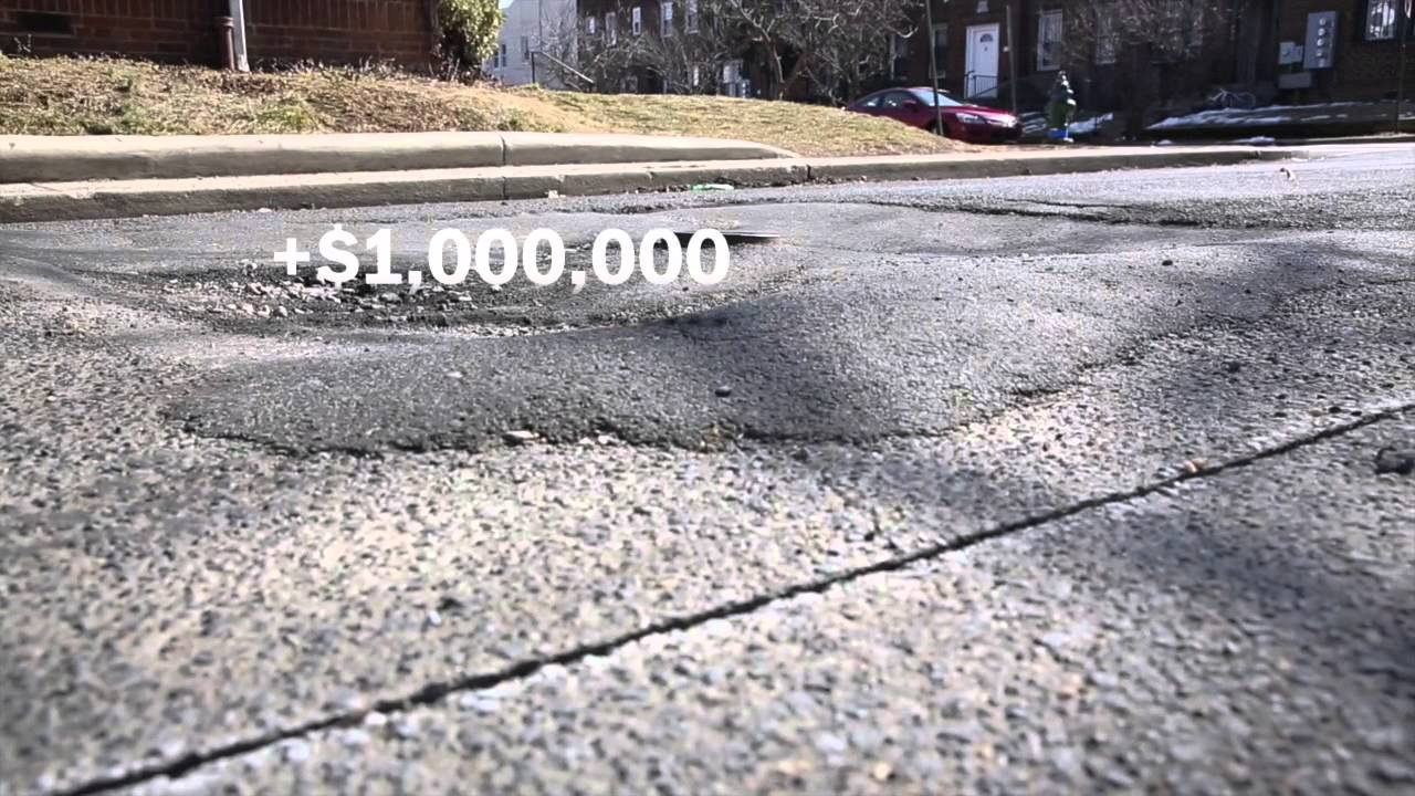 How are potholes formed? - YouTube