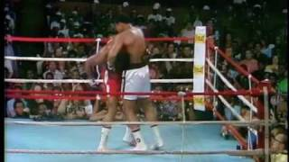 Rumble in the Jungle - full fight (1 of 4)