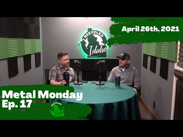 Metal Monday #17 with Nick and Brett, 2021