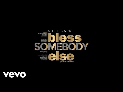 Tracy Bethea - Check out the NEW single from Kurt Carr - Bless Somebody Else