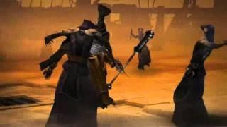Diablo 3 - Монах русский трейлер