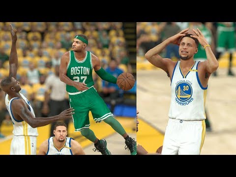 NBA 2K17 My Career - Stephen Curry Fadeaway 3s! NFG3! PS4 Pro 4K