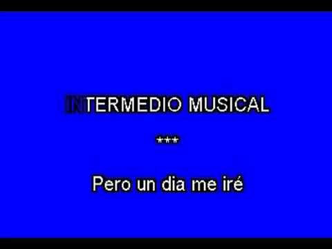 Banda MS - Mi Olvido (karaoke)