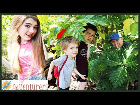 Sardines Hide And Seek - We Found The Mysterious Creature! / That YouTub3 Family